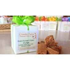 New Forest Cider Fudge