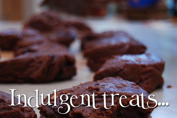 Indulgent treats